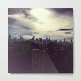 Manhattan  Metal Print