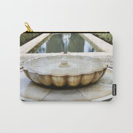 Moorish Fountain Carry-All Pouch