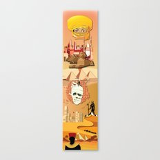 An Egyptian Story Canvas Print