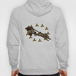 Christmas on the Nut Express Hoody