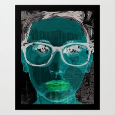 405 3rd Art Print