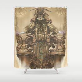 chieftain Shower Curtain