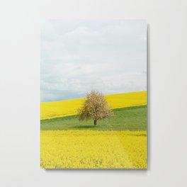 Tree 2 Metal Print
