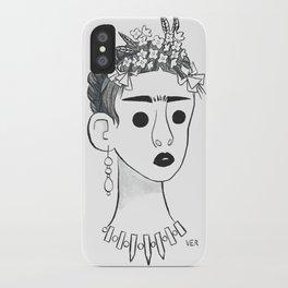 Frieda iPhone Case