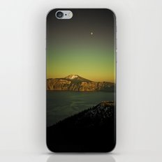 Man from Earth iPhone Skin