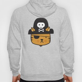 Pirate Cat: Jumpy Icon Hoody