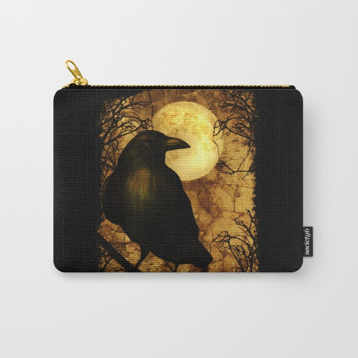 My Raven Carry-All Pouch