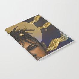 Afrocosmos II Notebook