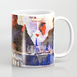 Aleppo: Imam al bar Coffee Mug