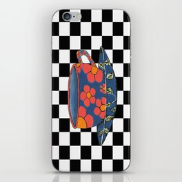 Cup And Saucer iPhone Skin
