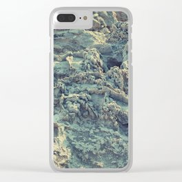 natural collection. Greece Clear iPhone Case