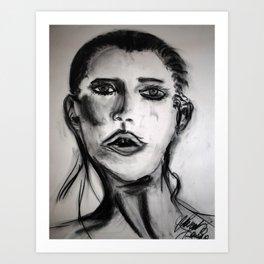 Drawing 1 Art Print