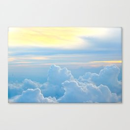 Where the Angels Fly Canvas Print