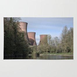 The Ironbridge Power Station Rug