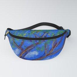 REALLY Blue Bonsai Fanny Pack