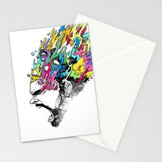 INKS'PLOSION Stationery Cards