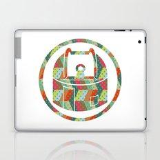 retro pattern and observatory 2 Laptop & iPad Skin