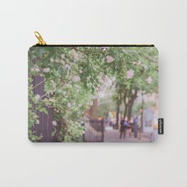 West Village in Bloom Carry-All Pouch