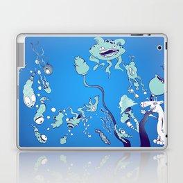 Aquatic Creatures Laptop & iPad Skin