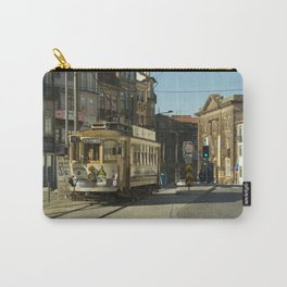 Porto Streetcar Carry-All Pouch