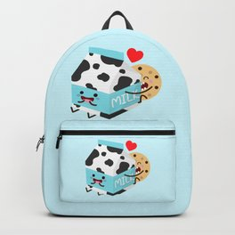 Milk and Cookie Backpack