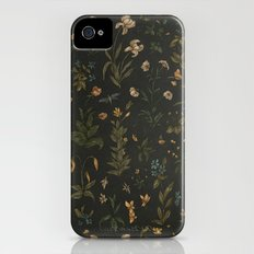Old World Florals iPhone (4, 4s) Slim Case