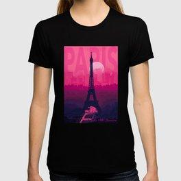 PARIS Le Ville lemiere - Cityscape T-shirt