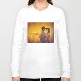 Casablanca film poster - The End Long Sleeve T-shirt