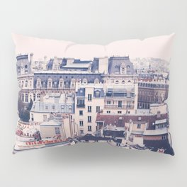 Paris Rooftops Reprise Pillow Sham