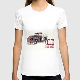 Old pickup T-shirt