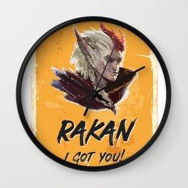 RAKAN - I Got You Wall Clock