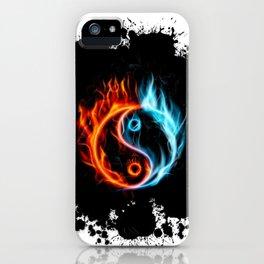 Yin & Yang iPhone Case