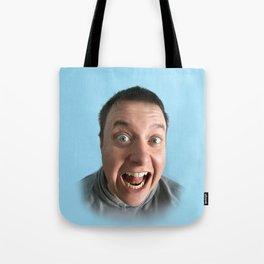 MY FACE Tote Bag