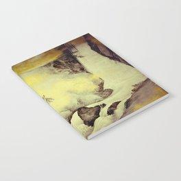 A Golden Winter Notebook