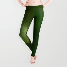 Color Burst - Into the Forest Leggings