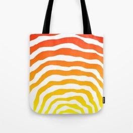 vivid rise Tote Bag