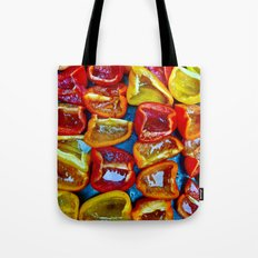 Peppers! Tote Bag
