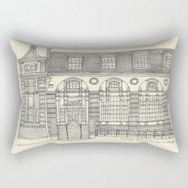 Gerlinger Hall Rectangular Pillow