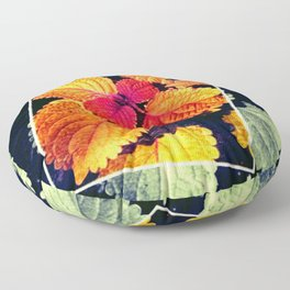Singled Out Floor Pillow