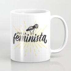 Viva la Feminista! Mug