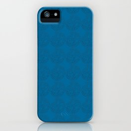 MAD HUE Total Blue iPhone Case