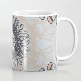 Colors of a Winter Day - Mosaic Coffee Mug