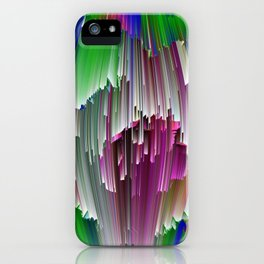 A Firework Star is born iPhone Case