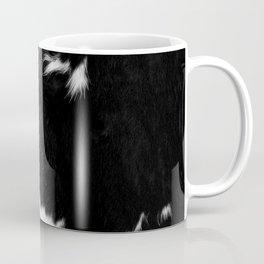 Rustic Cowhide Coffee Mug