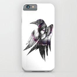 Raven's cloak Touka iPhone Case