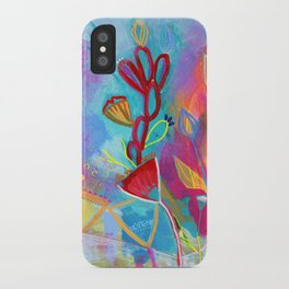 Bloom Song iPhone Case