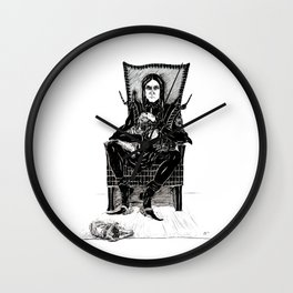 Mordred Wall Clock