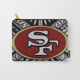 SF Poly Style Carry-All Pouch