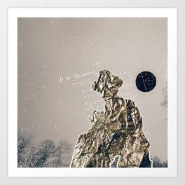 020 Art Print