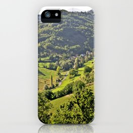 Visso, Marche, Italy iPhone Case